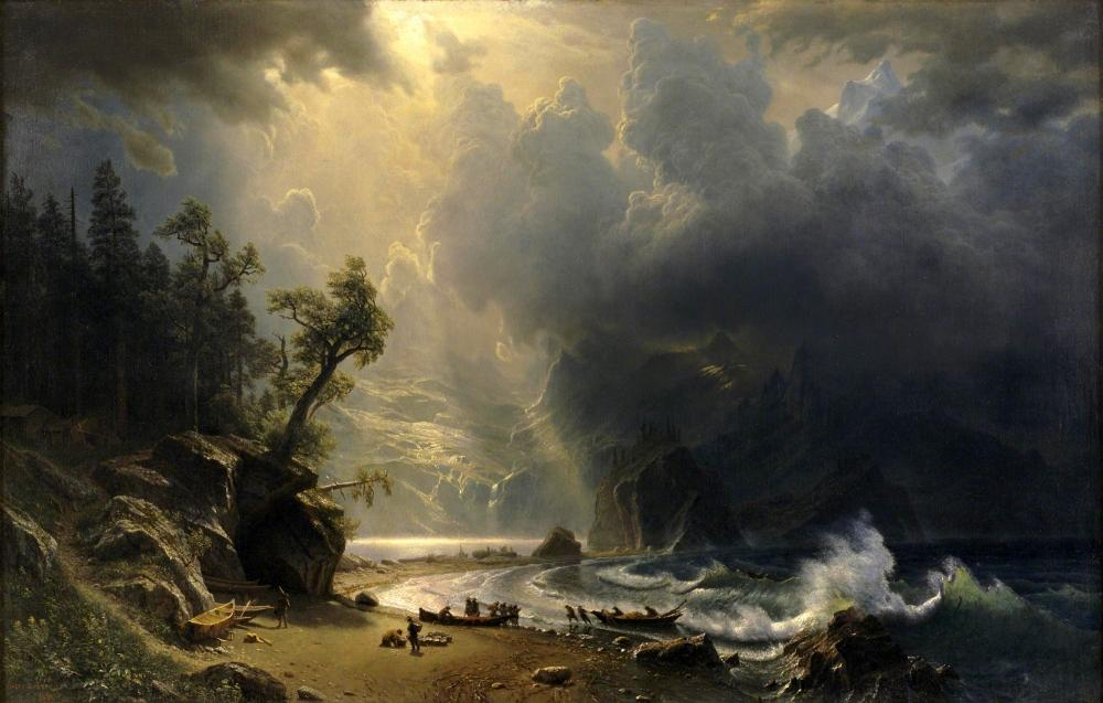 Albert Bierstadt Puget Sound.jpg
