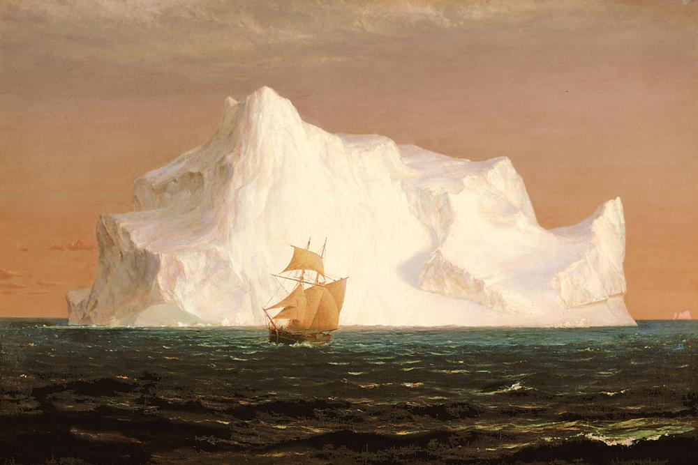Frederic Edwin Church - The Iceberg.jpg